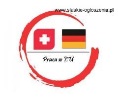 Pomocnik produkcji Niemcy od zaraz